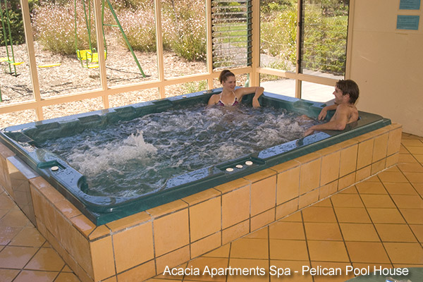 Acacia Indoor Spa