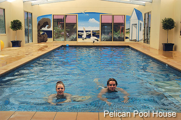 Acacia apartments Indoor Pool House