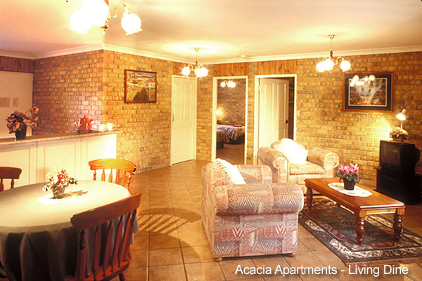 kangaroo island accommodation- Acacia apartments