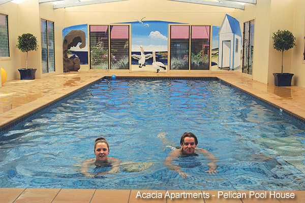 Acacia - Heated Indoor Pool