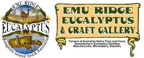 Emu Ridge Eucalyptus Gallery - Kangaroo Island Attraction